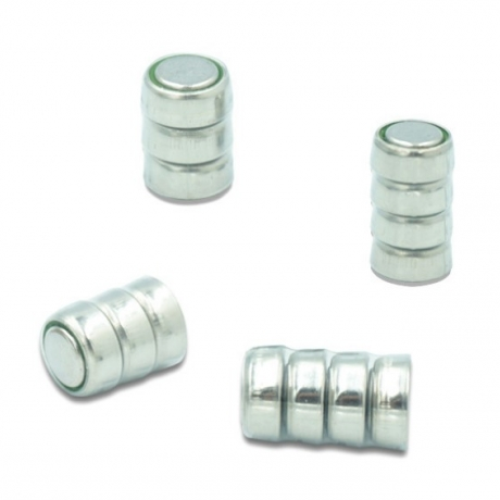 stacked button cell batteries button battery pack