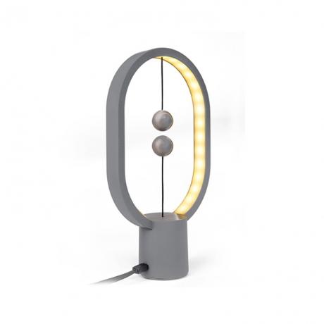 Mini size balance effect 2 ball switch room decorative lamp (No.ML-HE03)