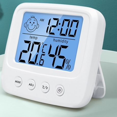 Factory direct supply household temperature and humidity meter