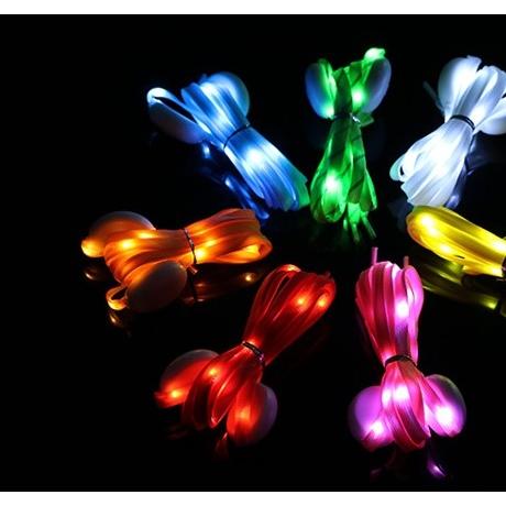 Factory direct supply LED light-emitting shoelaces