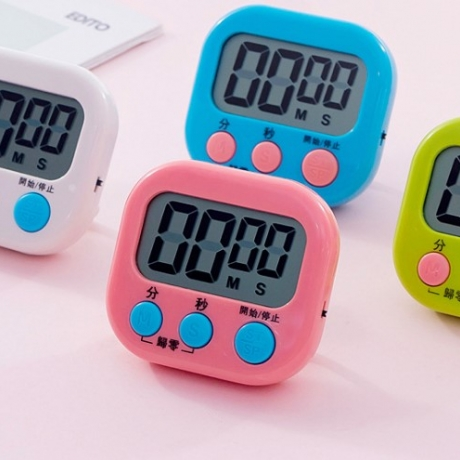 Free giving gift electronic timer
