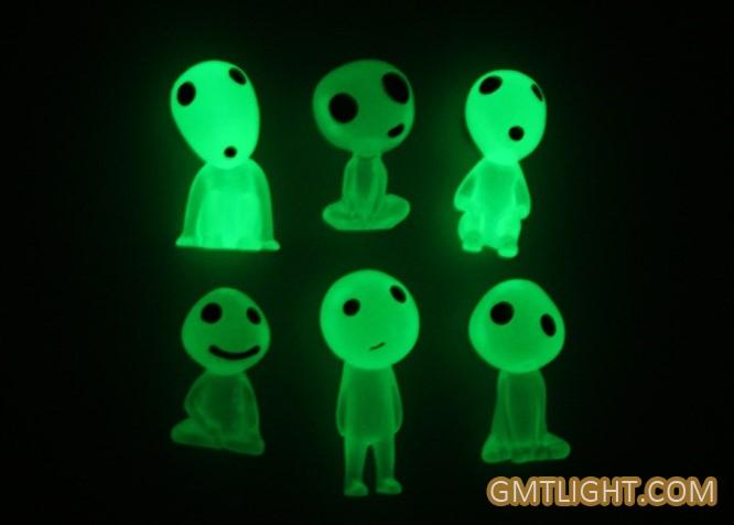 luminous elf glow resin elf