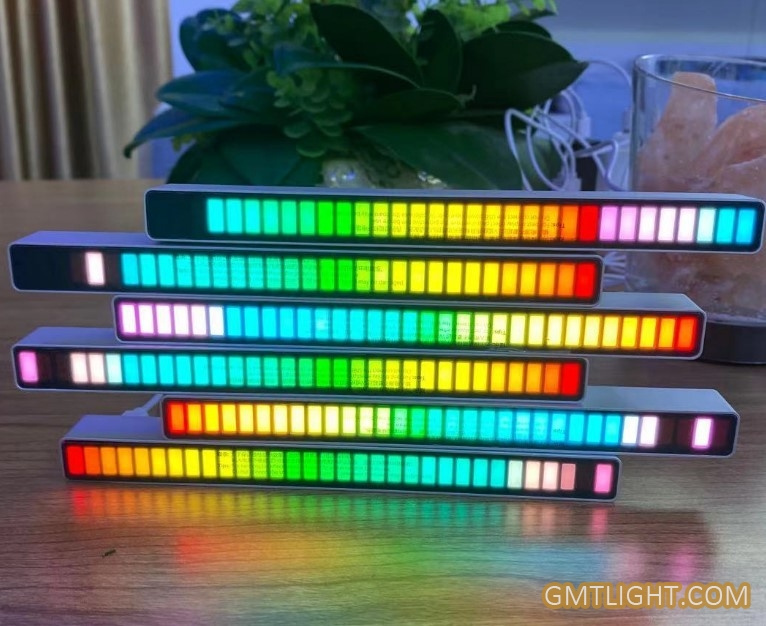 voice co<em></em>ntrol pickup seven color rhythm light