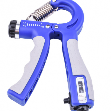 Factory direct supply countable and adjustable hand grip device