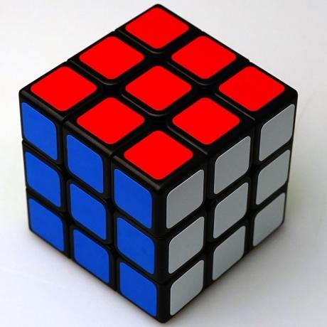 Professional training magic cube