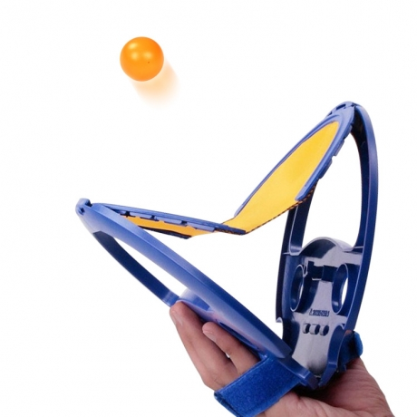 High quality plastic outdoor playing hand racket catching ball (No.BCB-062)