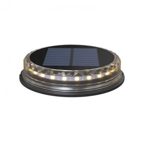 Solar energy sensitive auto switch multiple function outdoor garden lawn lamp (No.LUL-028)