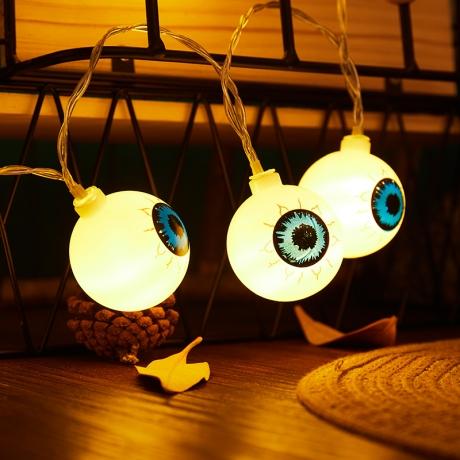Horror eye lights for Halloween led light string