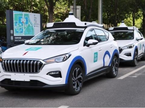 "Apollo ""auto robot"": no steering wheel, no human driving"
