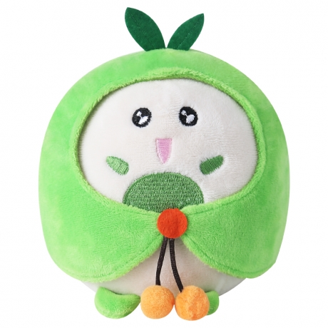 New Christmas gift only Plush electric hand warmer