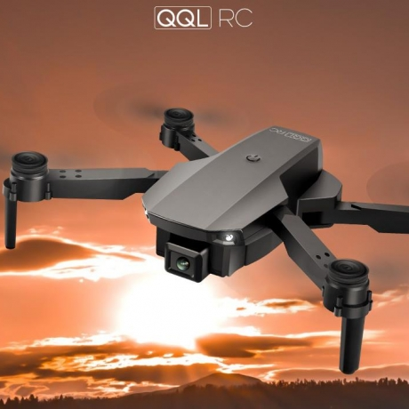 mini folding aerial photography UAV with gps and HD camera