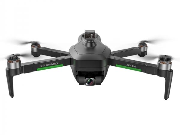 new gmtlsg906max1 UAV configured with UHD Evo EIS RTs