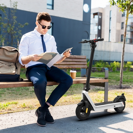 High grade foldable high-power long endurance electric scooter