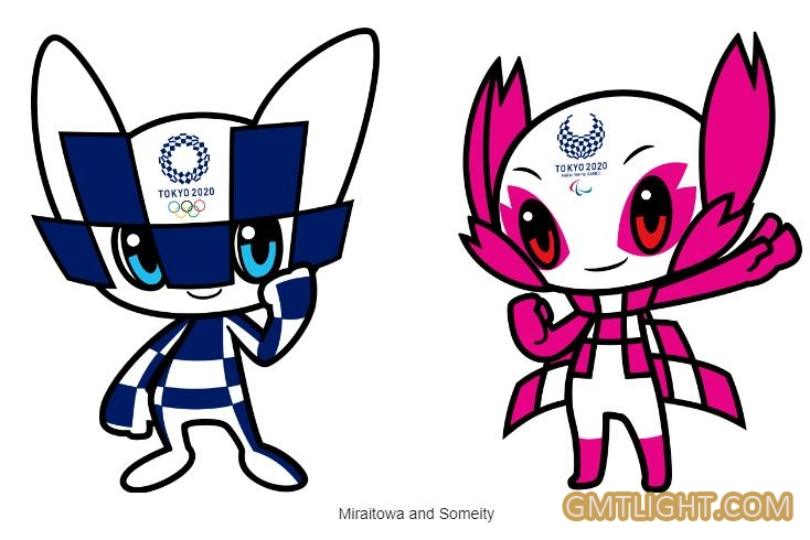 What is the mascot of the 2021 Tokyo Olympic Games?
